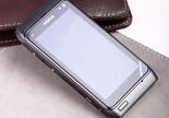 多媒体极致诱惑 黑色诺基亚N8真机图赏