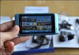 欧版蓝色诺基亚N8开箱图赏 比国行灰色好看