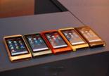 Symbian^3智能 诺基亚N8五色真机齐亮相